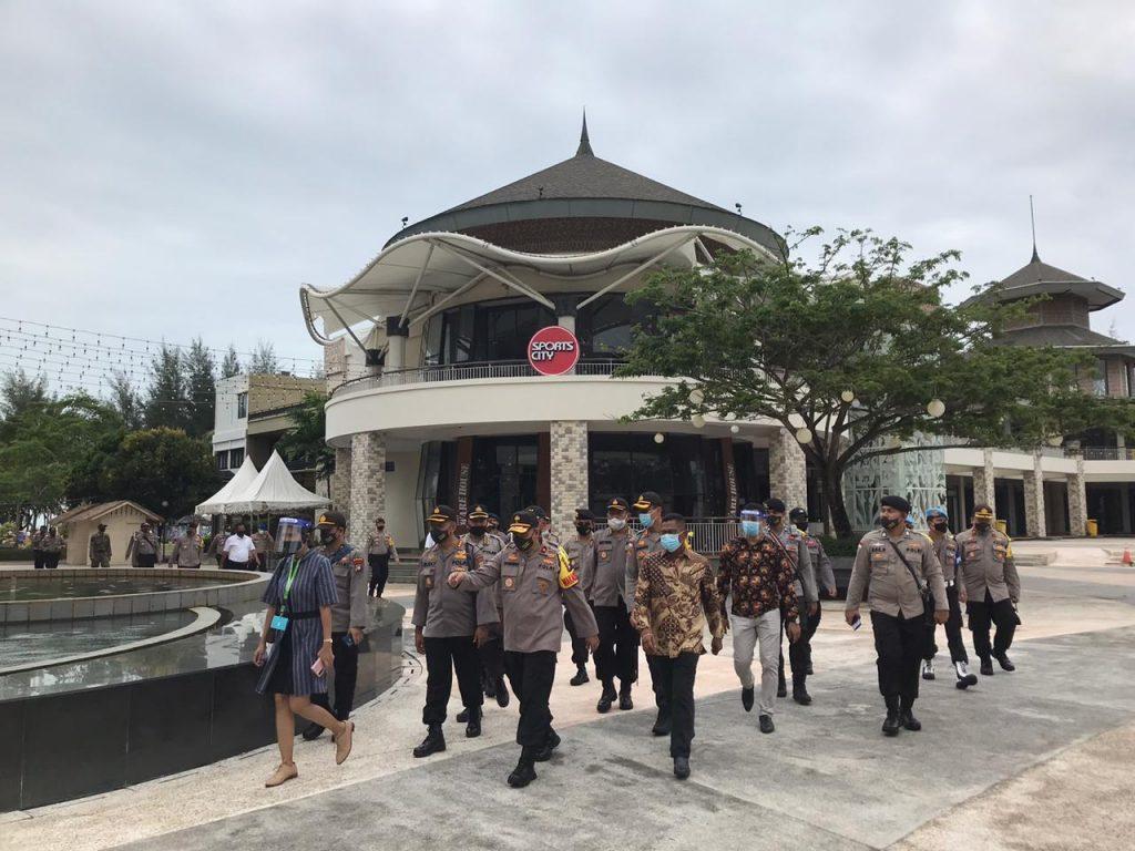 Wakapolda Kepri visit Bintan Resorts Persiapan New Normal
