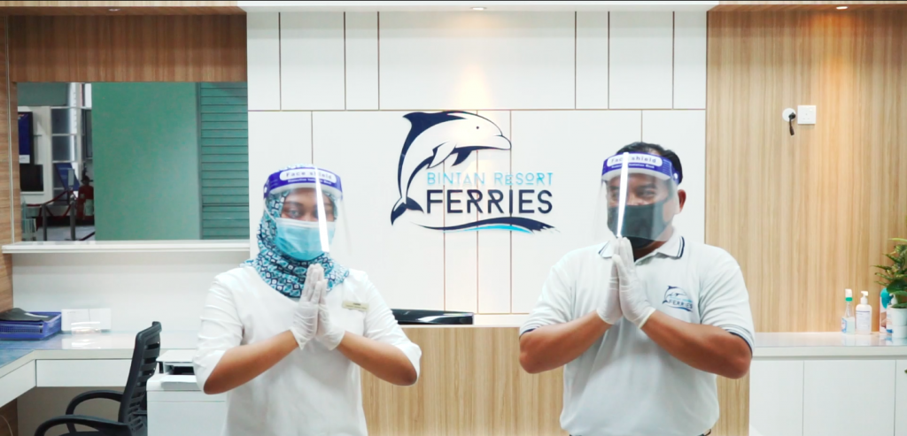 Bintan Resort Ferries New Normal