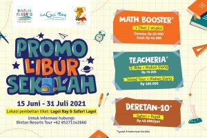 Promo Liburan Sekolah