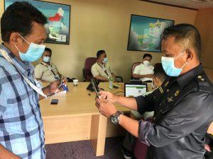 Bintan Resorts BluePass Contact Tracking