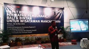 Bintan Resorts Menjadi Pilot Project Safe Travel Bubble