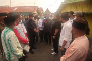 Gubernur Ansar Ahmad Meninjau Pulau Penyengat