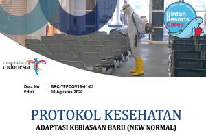 Protokol Kesehatan Bintan Resorts Edisi 10 Agustus 2020