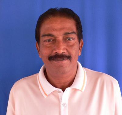 Prakash Nair Bintan Resort