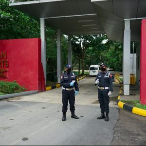 Bintan Resorts Security